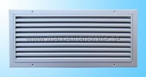 Lueftungsgitter Aluminium eloxiert